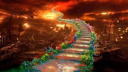 فلسفه وجود بهشت و جهنم