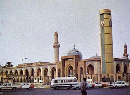 مقبره ابوحنیفه