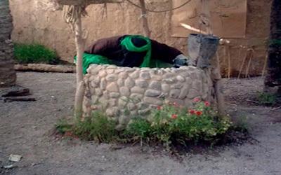 چرا امام علی با چاه درد دل میکرد