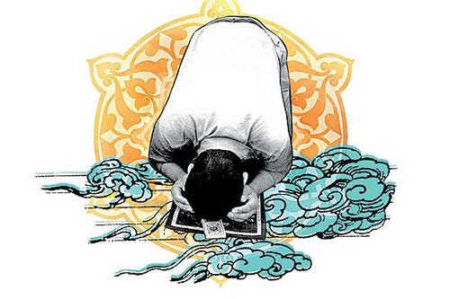 اشتیاق به نماز
