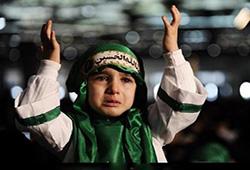 اشک برای امام حسین(ع)